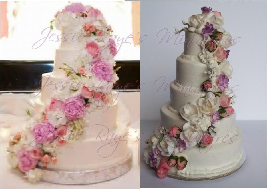 raye s miniatures wedding cake replicas