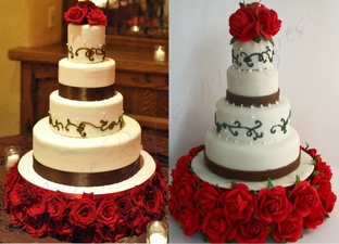 Custom Miniature Wedding Replicas Are Made To Order By Me Upon Request Simply Email At Jessrayes Gmail Com With A Photo Of Your Cake For Free
